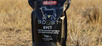 Премикс «BOOST» («БУСТ») (энергетический напиток для новотельных коров