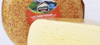 Продажа сыра оптом от производителя. Предгорье Алтая, Алтайский край