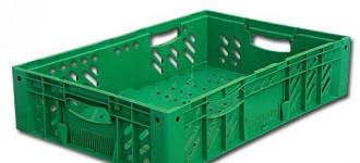 Ящик пластиковый для овощей 600 400 140, Санкт-Петербург