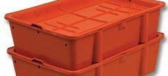 Ящик сырково-творожный с крышкой 502х332х150, Санкт-Петербург