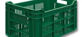 Ящик пластиковый для фруктов 500 300 264, Санкт-Петербург