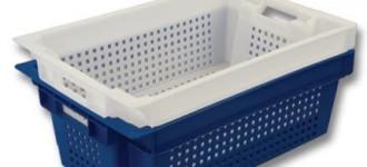 Ящик пластиковый для овощей 600 400 200 ( морозостойкий ), Санкт-Петербург