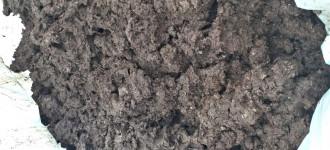 Покровная почва для выращивания шампиньонов