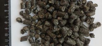Лузга подсолнечника, гранула (10мм). Протеин 10%. Объем 2.000 тонн