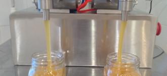 Фасовка мёда